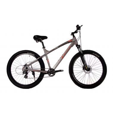 "Велосипед E-motion MTB F430 27,5""х 3"" / рама 19"" серо-красный"