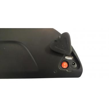 Аккумулятор литий-ионный TigerShark 48V 17,5Ah для электровелосипеда