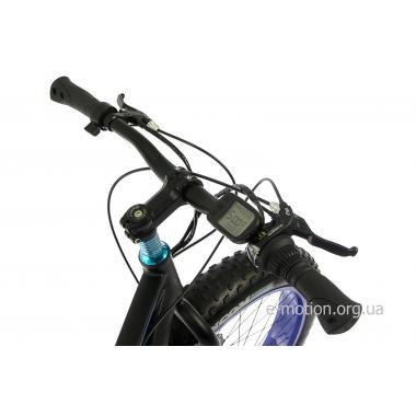 Электрофэтбайк E-motion Fatbike 48V 1000 Вт белый