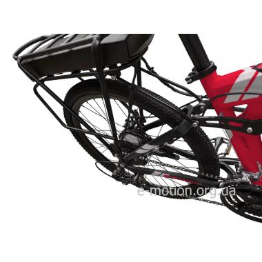 """Электровелосипед складной Kerambit 36V 18Ah 500W 26"""" / рама 17"""" красный"""