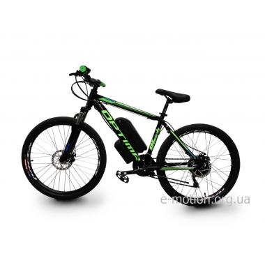 "Электровелосипед OPTIMA 26"" motion DD 36V 12Ah 500W"