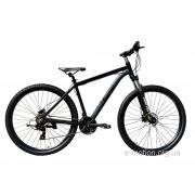 """Велосипед горный E-motion MTB29 GT / рама 21"""" чёрный матовый"""