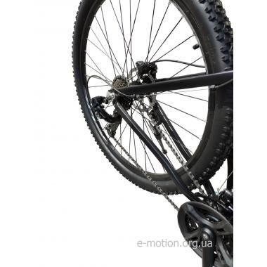"""Велосипед горный E-motion MTB29 GT / рама 21""""чёрный матовый"""