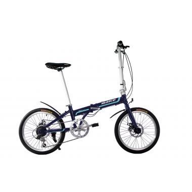 """Велосипед складной Make bike 20"""" / рама 17"""" синий"""