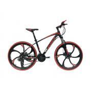 """Велосипед на литых дисках MTB2 26"""" красный"""