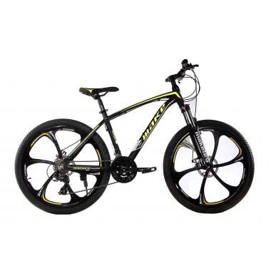"""Велосипед на литых дисках MTB2 26"""" желтый"""