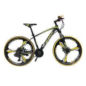 Велосипеды на<br> литых дисках