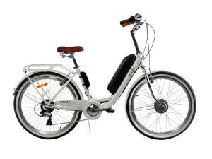 Электровелосипед женский RUBY 36V 14AH 350W передний привод белый