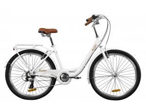 """Велосипед 26"""" Dorozhnik RUBY 2020 (белый)"""