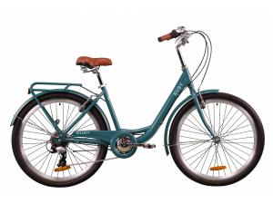 """Велосипед 26"""" Dorozhnik RUBY 2020 (изумрудный)"""
