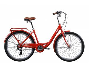 """Велосипед 26"""" Dorozhnik RUBY 2020 (красный)"""