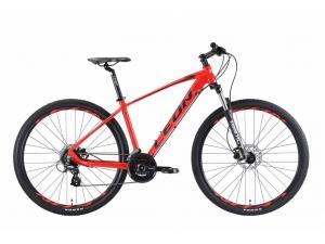 """Велосипед 29"""" Leon TN-80 AM Hydraulic lock out 14G HDD Al 2019 красно-черный"""